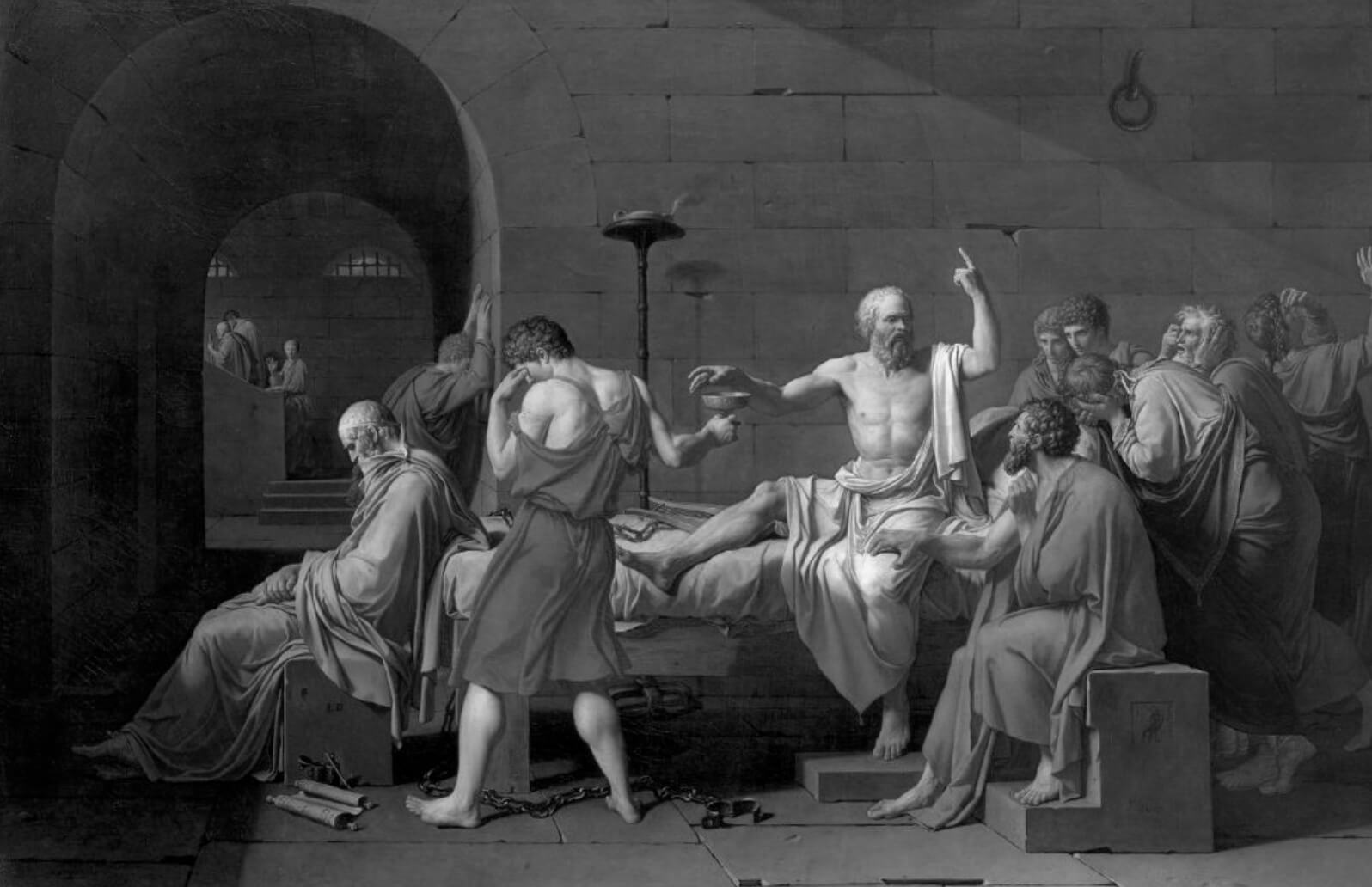 Socratisch Gesprek; 'Wijsheid tussen vertrouwen en wantrouwen'