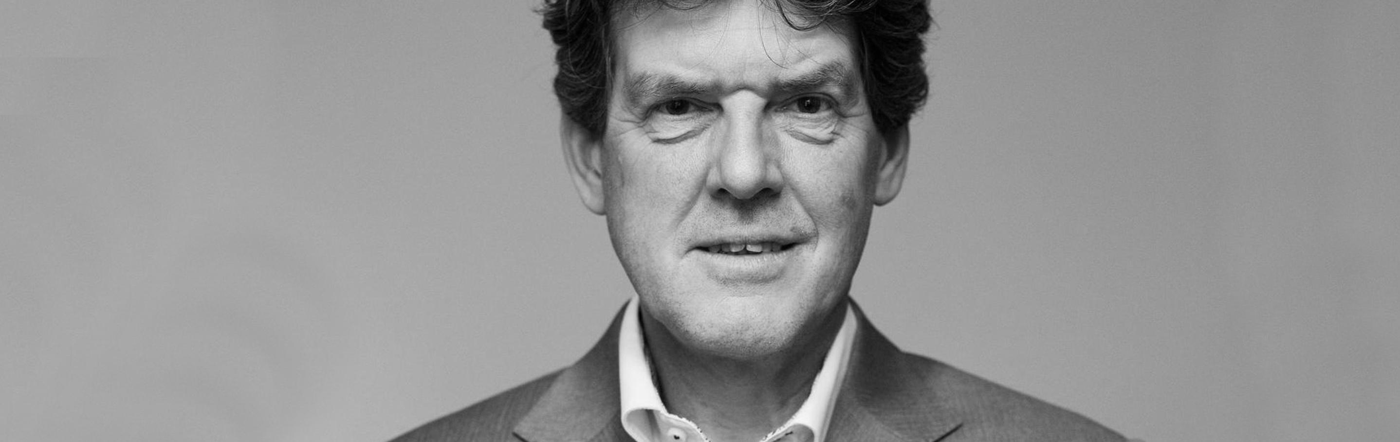 Alumnus Arjan van Gils over grondig transformeren
