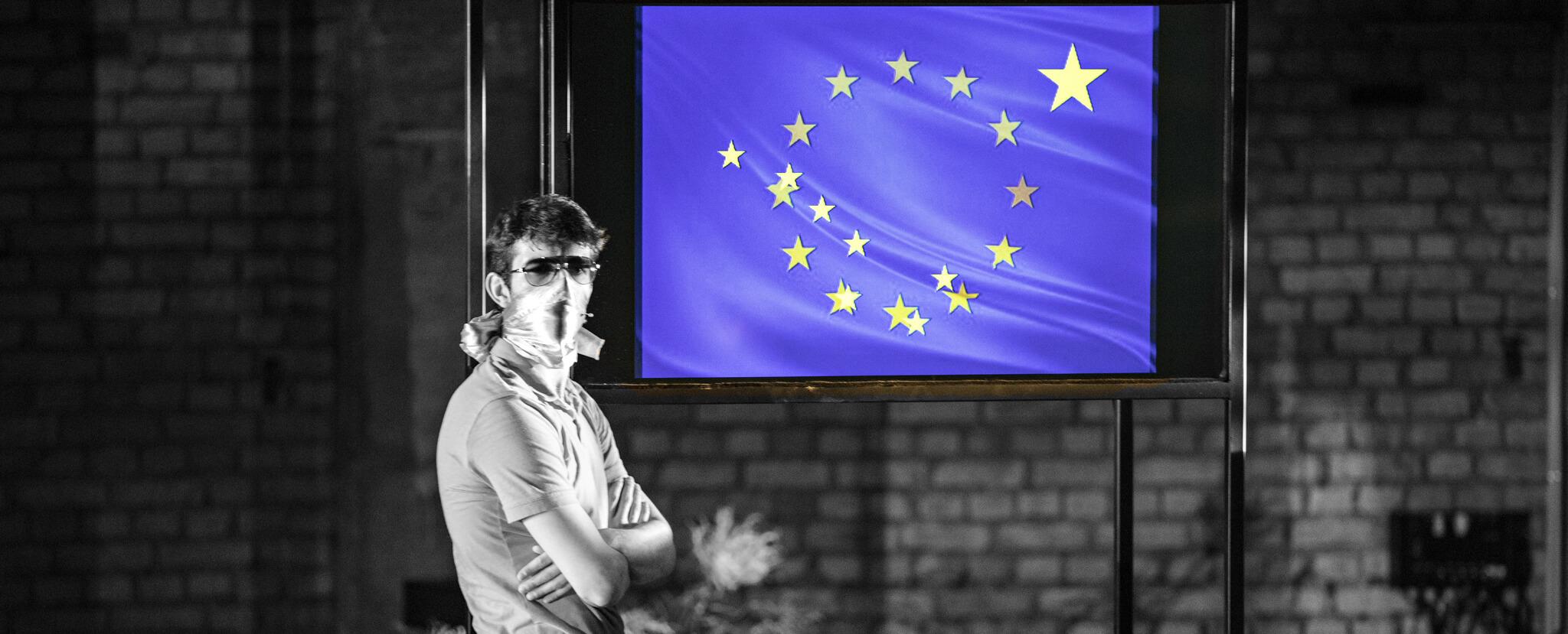 Genootschapsprogramma 'I am Europe'