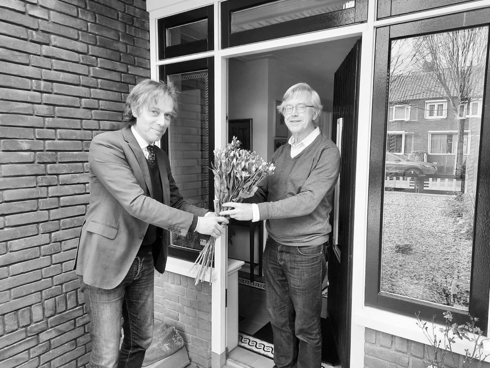 Professor dr. Paul van Tongeren nieuwe Denker des Vaderlands